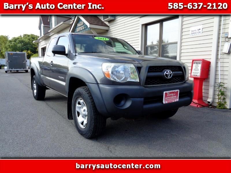 2011 Toyota Tacoma Access Cab 4WD