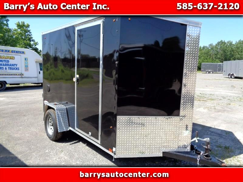 2020 Look Element SE 6x10 Enclosed Cargo Trailer