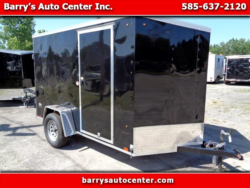 2020 Look ST Cargo Deluxe 6x10 Enclosed Cargo Trailer with Barn Doors
