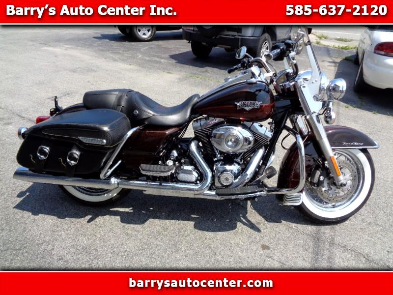 2011 Harley-Davidson FLHRC Road King Classic