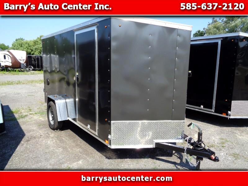 2020 Look ST Cargo Deluxe 6x12 Enclosed Cargo Trailer