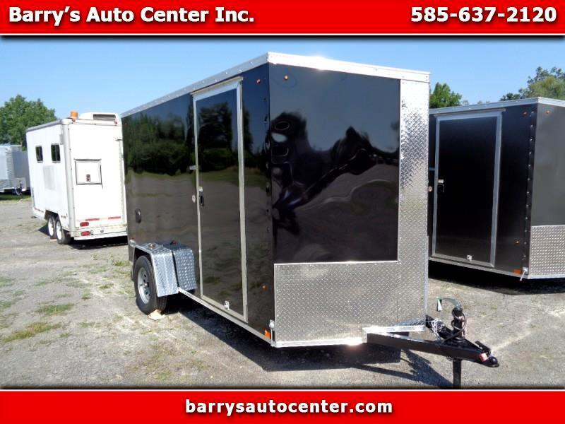 2020 Look Element SE 6x12 Enclosed Cargo Trailer