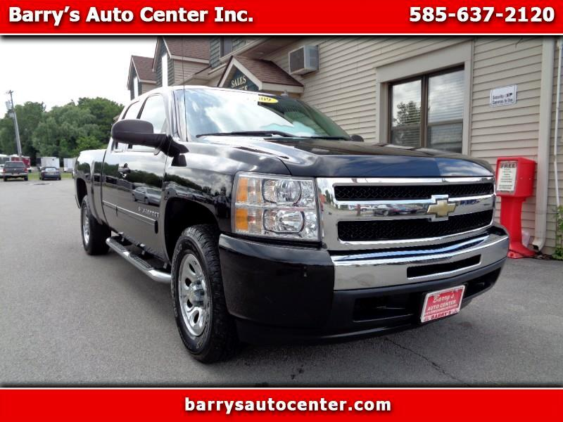 2009 Chevrolet SILVERADO Work Truck Ext. Cab Long Box 4WD