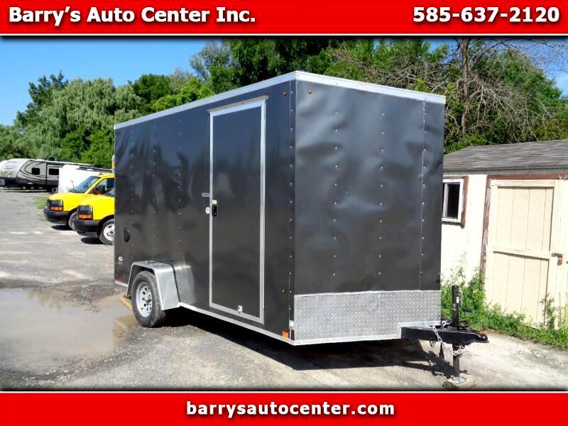 2020 Look ST Cargo Deluxe 7x12 Ramp Door 12