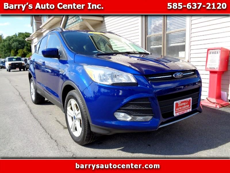 2016 Ford ESCAPE SE SE 4WD