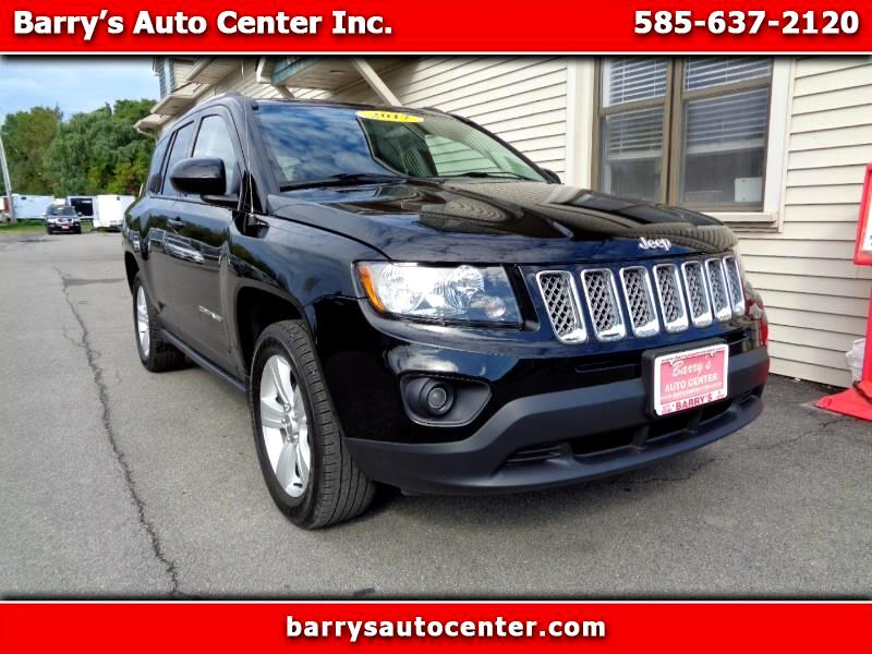 2017 Jeep Compass Latitude 4WD