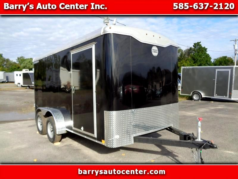 2020 Wells Cargo Road Force RF714T2 7x14 Enclosed Cargo Trailer
