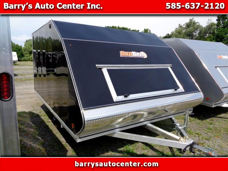 "2020 SnoPro Snowmobile Trailer Hybrid 101""x12'"