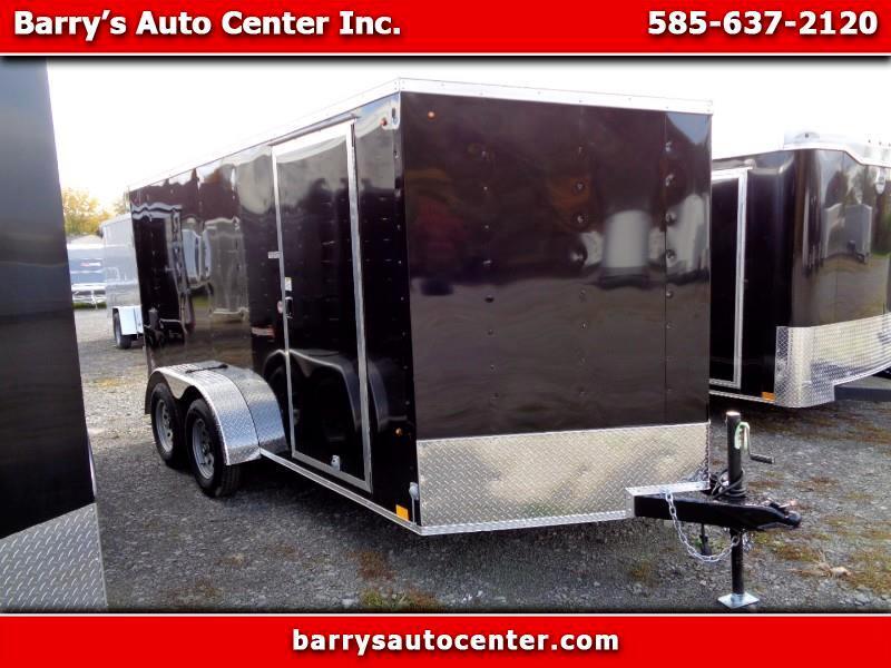 2020 Look STLC 7x14 Enclosed Cargo Trailer