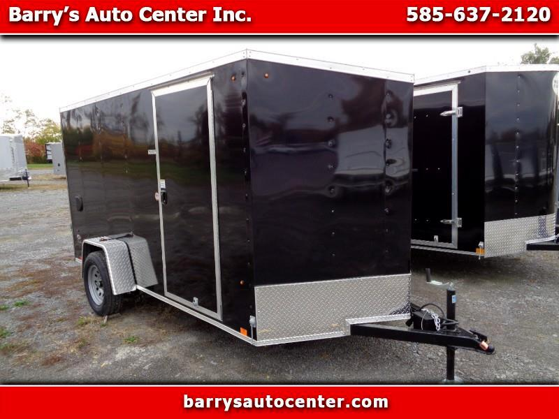 2020 Look STLC 6x12 Enclosed Cargo Trailer