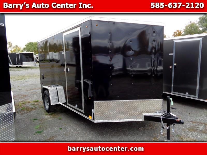 2020 Look STLC 7x12 Enclosed Cargo Trailer