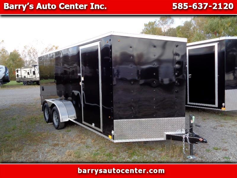 2020 Look STLC 7X16 Enclosed Cargo Trailer