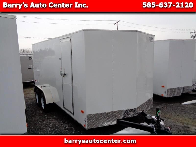 2020 Look Equinox 7x16 Enclosed Cargo Trailer