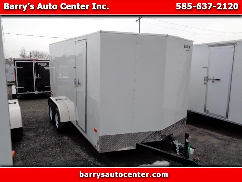 2020 Look Equinox 7x14 Enclosed Cargo Trailer