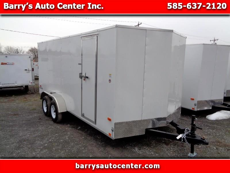 2020 Look Equinox 7x16 Enclosed Cargo Trailer