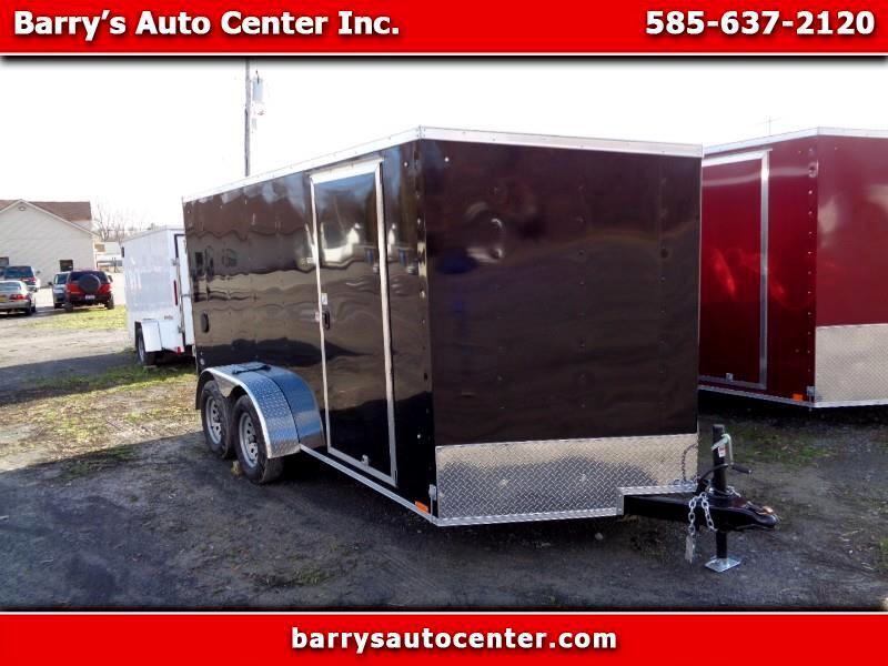 2020 Look ST Cargo Deluxe 7x14 Enclosed Cargo Trailer