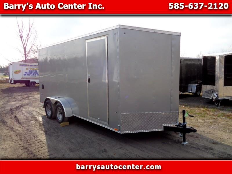 2020 Look ST Cargo Deluxe 7x16 Enclosed Cargo Trailer