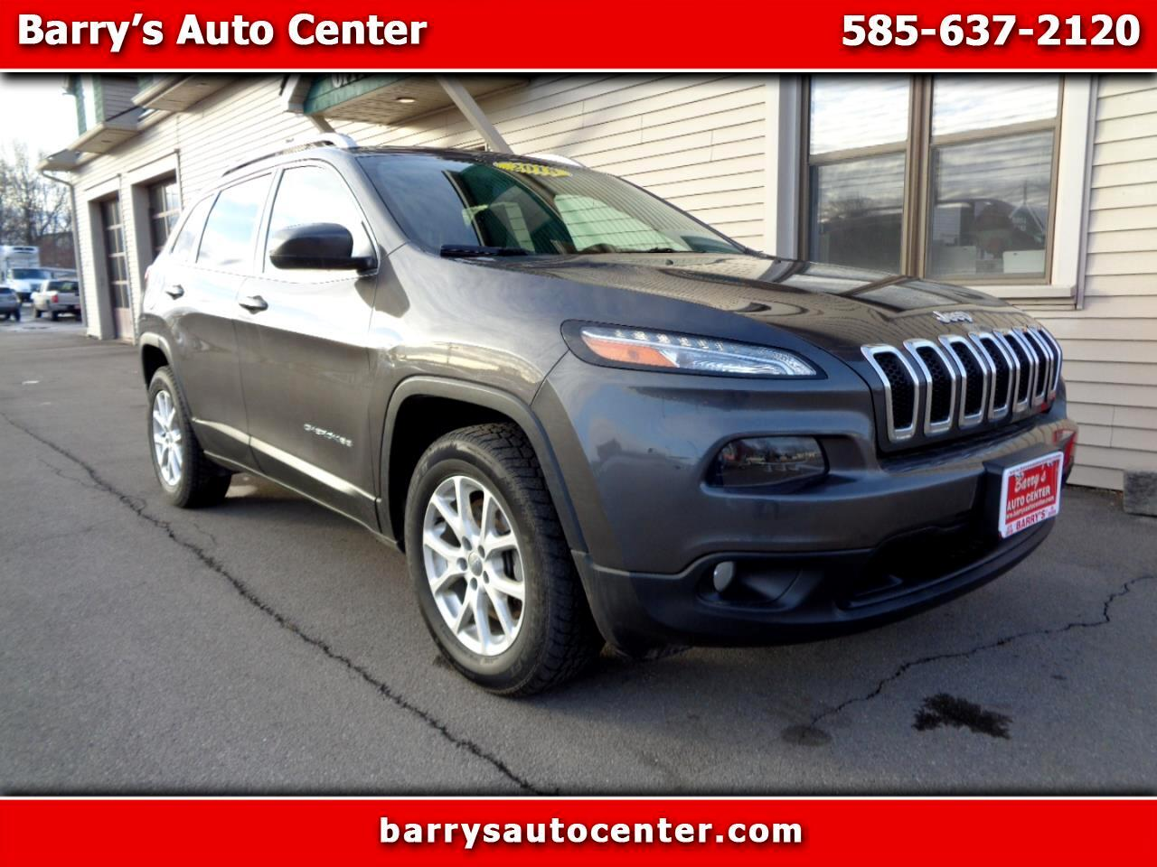 Jeep Cherokee Latitude Plus 4x4 2018