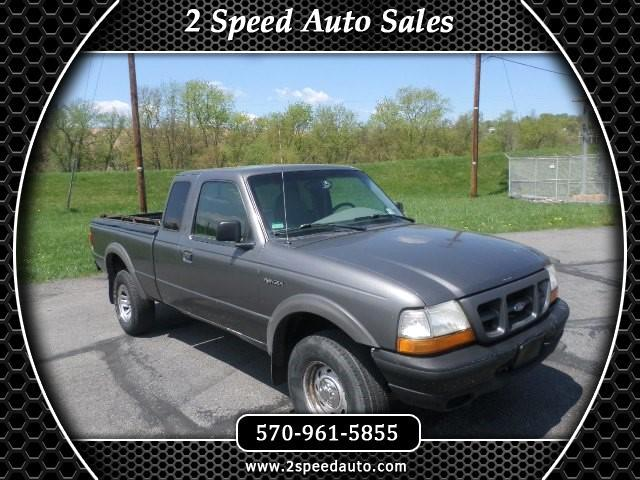 1999 Ford Ranger XL SuperCab 4WD