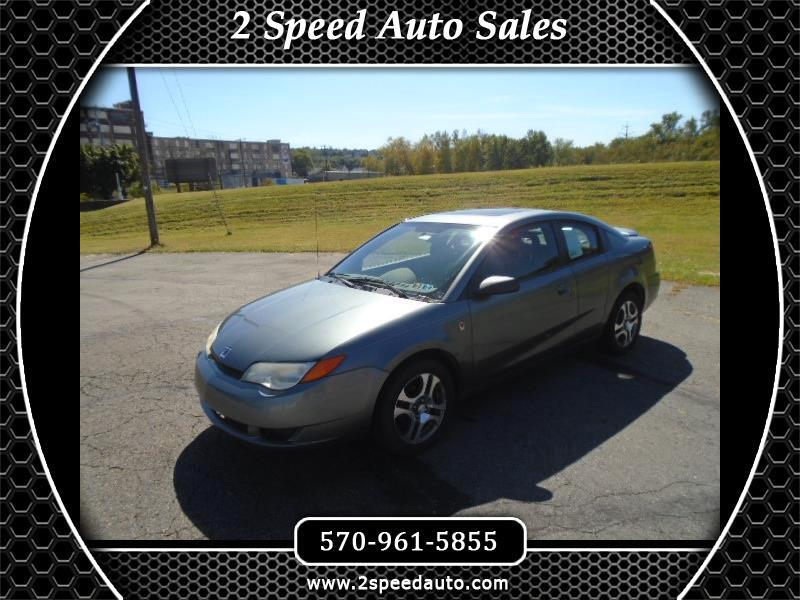 Saturn ION Quad Coupe 2 2005