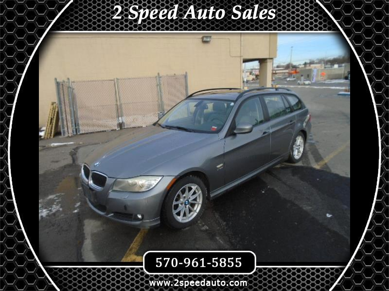 BMW 3-Series Sport Wagon 328xi 2010