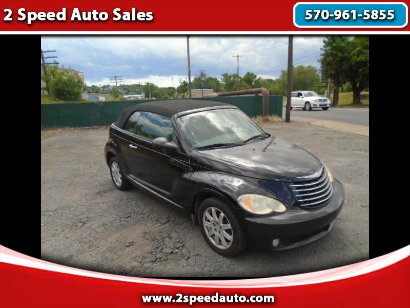 Chrysler PT Cruiser Convertible 2007