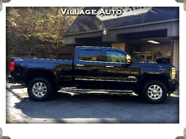 2015 Chevrolet Silverado 3500HD HIGH COUNTRY CREW CAB Short Bed
