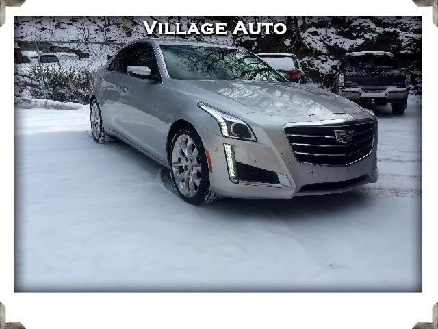 2015 Cadillac CTS 3.6L Premium AWD