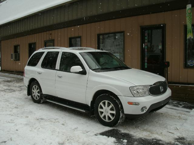 2007 Buick Rainier CXL Plus