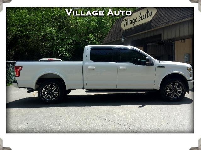 2017 Ford F-150 XLT Supercrew 6.5ft Bed SPORT PACKAGE