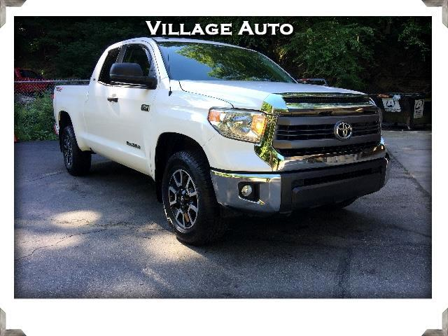 2014 Toyota Tundra SR5 5.7L V8 Double Cab Trd Off Road 4WD