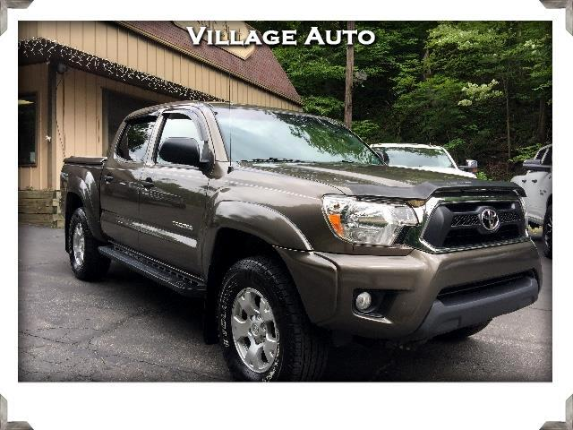 2014 Toyota Tacoma Double Cab Trd Off Road V6 4WD