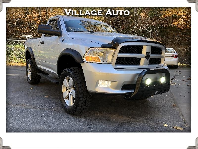 2011 RAM 1500 SLT 4WD Short Bed Lifted
