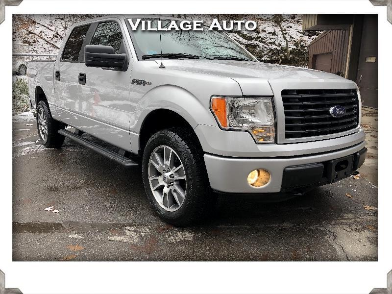 2014 Ford F-150 STX Sport Super Crew 5.5ft bed