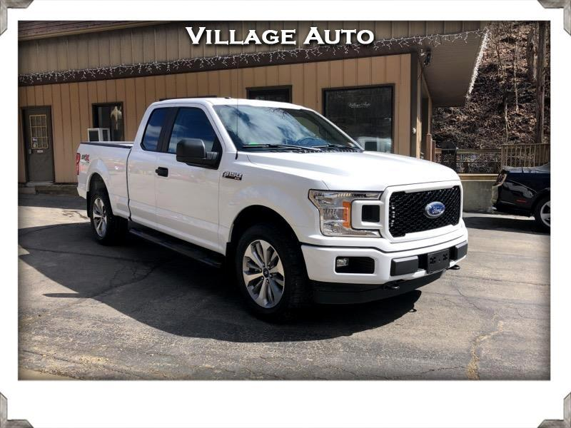 2018 Ford F-150 STX 6.5-ft. Bed 4WD