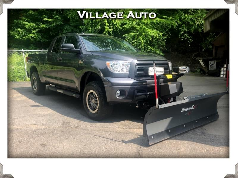 2011 Toyota Tundra SR5 Double Cab 6AT 4WD