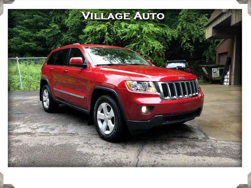 2011 Jeep Grand Cherokee Laredo 4WD