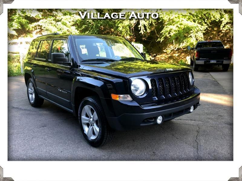 2011 Jeep Patriot Latitude 4WD