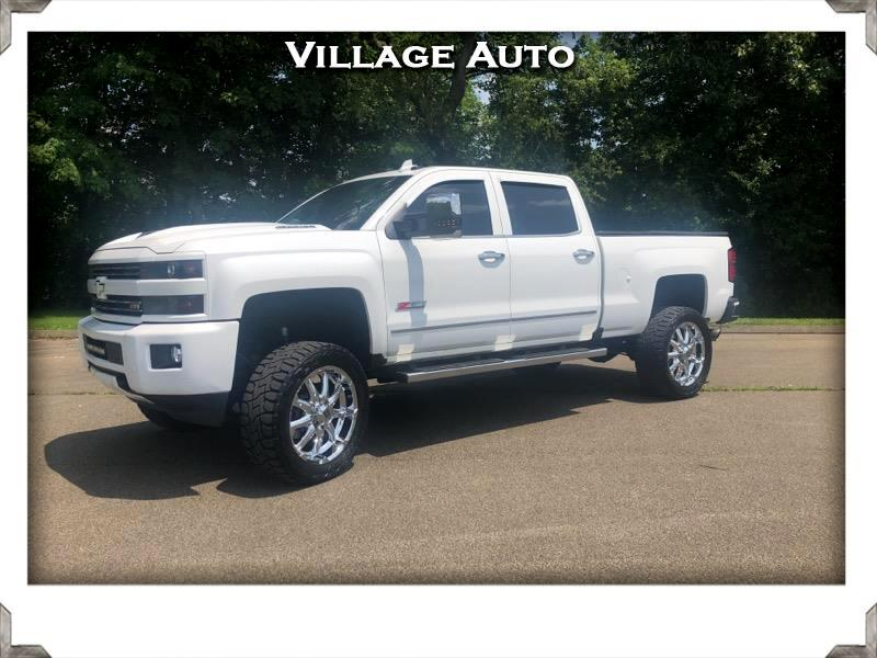 2015 Chevrolet Silverado 2500HD LTZ Crew Cab Short Box 4WD