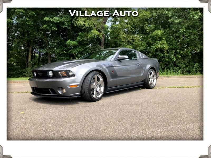2010 Ford Mustang Roush Coupe Supercharged