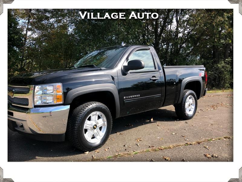 Chevrolet Silverado 1500 Z71 Short Bed 4WD 2012