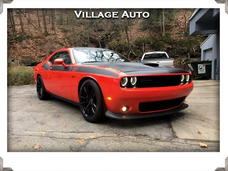 Dodge Challenger T/A 392 RWD 2017