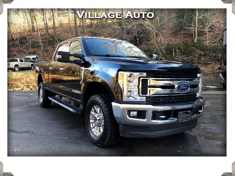 Ford F-250 SD XLT Crew Cab Short Bed 4WD 2018