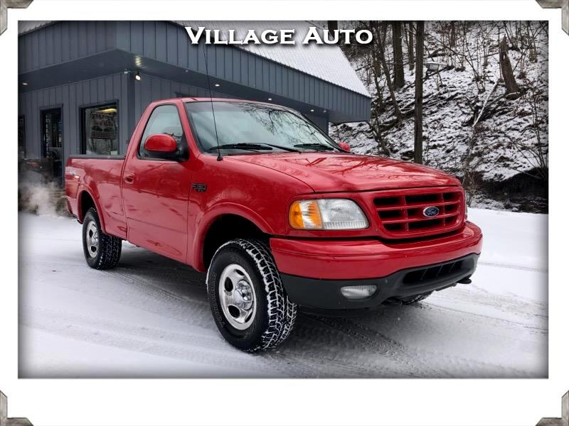 Ford F-150 XL Short Bed 4WD 2002