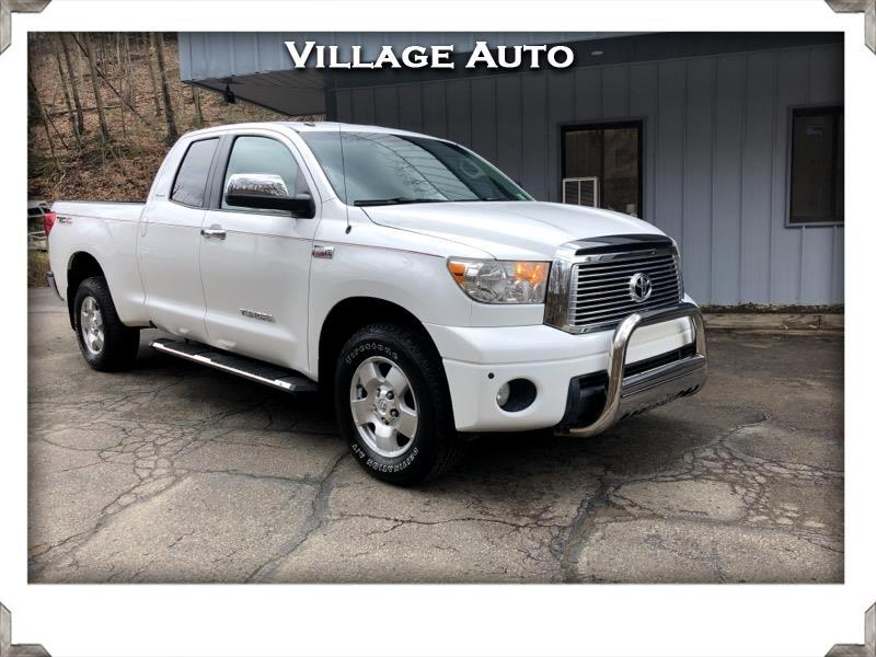 Toyota Tundra Limited 5.7L FFV Double Cab 4WD 2010