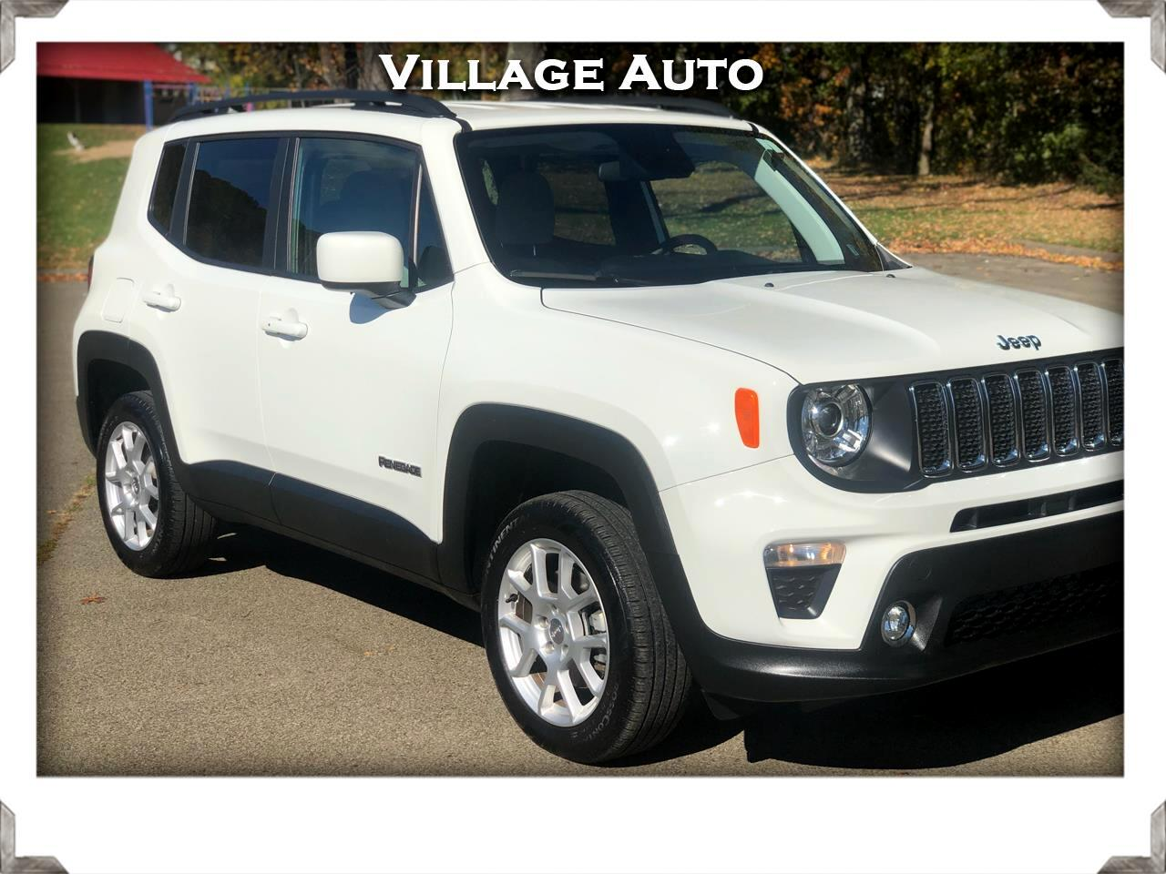Jeep Renegade Latitude 4WD 2019