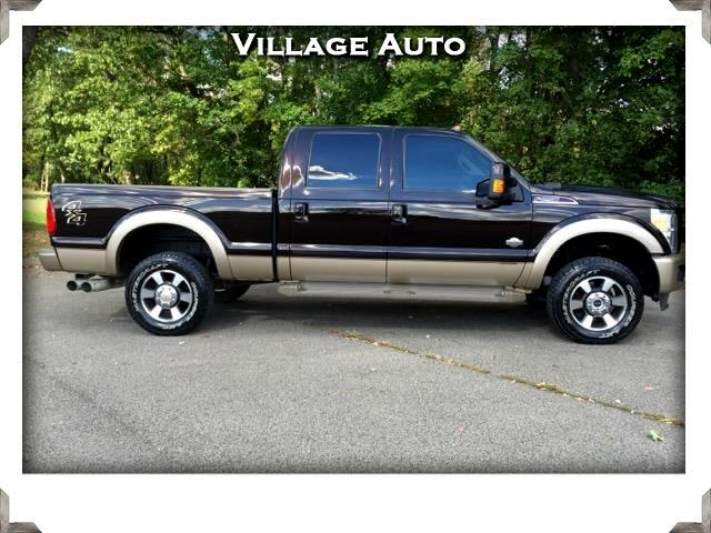 2014 Ford F-250 SD King Ranch Long Bed 4WD