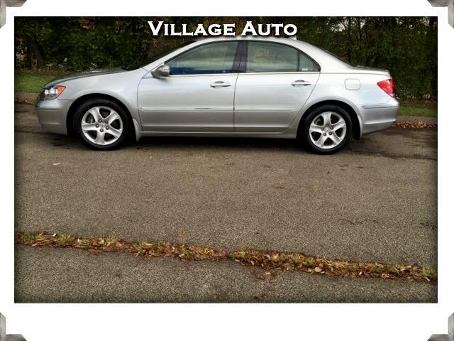 2007 Acura RL SH AWD Technology Package
