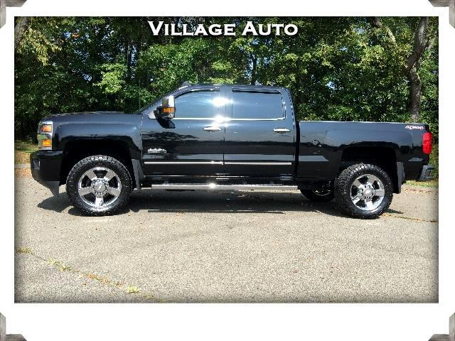 2015 Chevrolet Silverado 2500HD LT CREW CAB HIGH COUNTRY