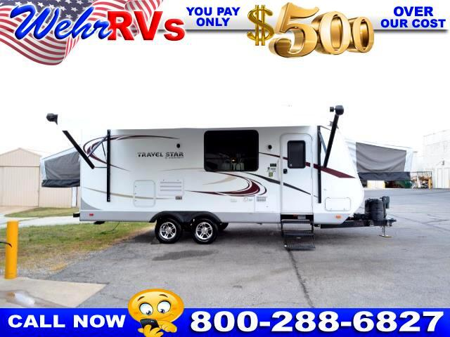 2014 StarCraft Travel Star 187 227 CKS